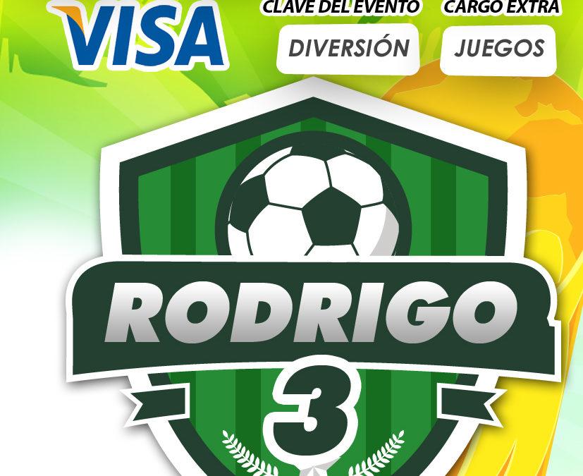 Invitación Ticket Fútbol
