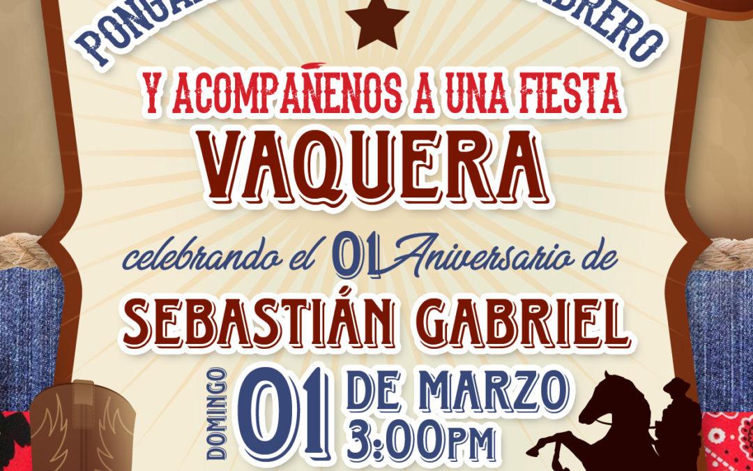 Invitación Vaquera